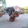 Nice Excavator Tricks