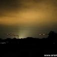 Shuttle Launch Turns Night Into Daylight