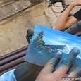 Incredible Way of Fast Painting