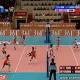 Chinese Girl Volleyball