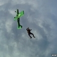 Unbelievable Slow Motion Skydiving
