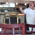Amazing Opera in Pizzeria