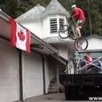 Impressive Bike Jumping Skills