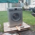 Craziest Self-Destructing Washing Machine
