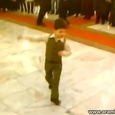 Awesome Little Boy Dancer
