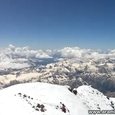 Incredible View From The Top of Elbrus