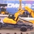 Incredible Tractor Transformer