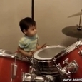 Amazing Little Drummer Kid