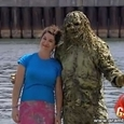 Epic Water Monster Prank