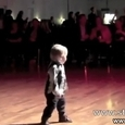 Awesome Two-Year-Old Boy Dances Rockn Roll