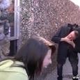 Sneezing Guy Pranks The Passersby