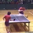 Great ping pong players