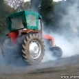 Tractor Burnout