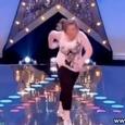 Funny Girl Dancing