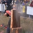 Chainsaw Carving Championships