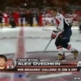 Alex Ovechkin Breakaway Challenge