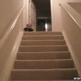 Quick Way Downstairs