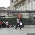 Amazing Street Dance in Paris