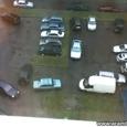 Parking Lot Blocked Exit