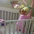 Baby Twins Sneeze In Unison