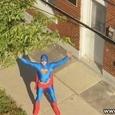 Funny Superman Prank