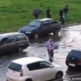 Epic Flooded Street