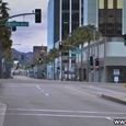 How Los Angeles Looks Without Any Cars