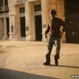Amazing Dancing Man in London