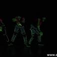 Amazing Illuminated Dance