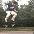 Slow Motion Skateboarding Slams