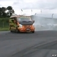 Awesome Van Drifting
