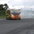 Awesome Van Drifting