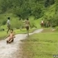 Cool Indian Slip n Slide