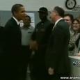 The Obama Handshake