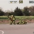 Real Life Metal Slug Game