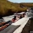 Amazing Slingshot Slip n Slide