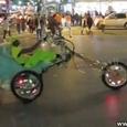 Strange Custom Bicycle Style