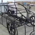 Chinese Hand-Made Pedal Driven Hyundai