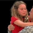 Military Dad Surprises Daughter