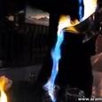 Amazing Flaming Coffee