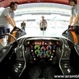 Amazing F1 Helmet Camera View