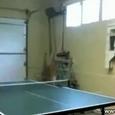 Funny Ping Pong Fail