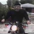 Awesome Motorcycle Mask