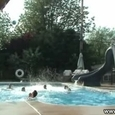 Awesome Swimming Pool Trick WIN