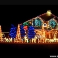 Awesome Christmas Dubstep Lights