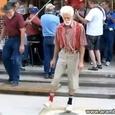 Hilarious Grandfather Dance