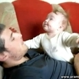 Funny Flying Baby