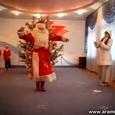 Santa Dances Drum and Bass