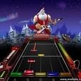 Santa Rockstar- Metal Xmas 4