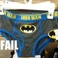 iron or bat-man?